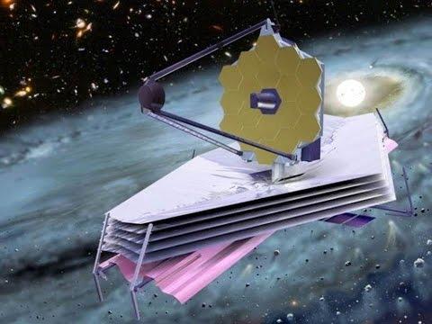 JAMES WEBB - SPACE TELESCOPE
