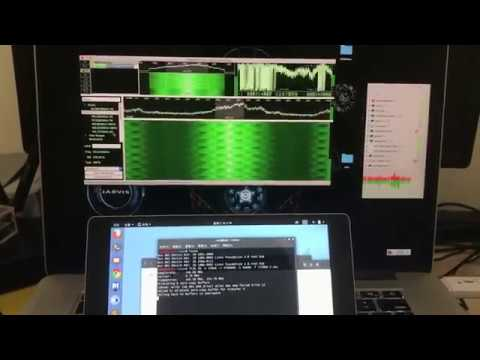 osmo-fl2k demo 1:FM Transmitter with USB 3 0 to VGA adapters