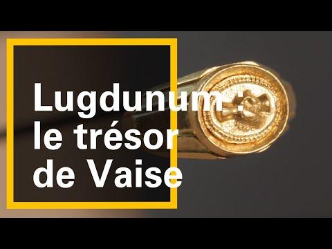 Le trésor de Vaise - Musée gallo-romain