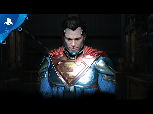 Injustice 2 - Shattered Alliances Part 1 Trailer | PS4