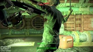 Fallout 4 playthrough pt34 - Malden Middle School Basement is...a Vault