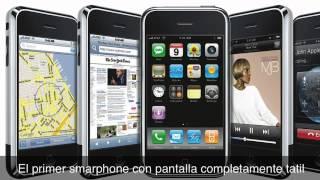 Evolucion del telefono movil por Alfredo Cabrera