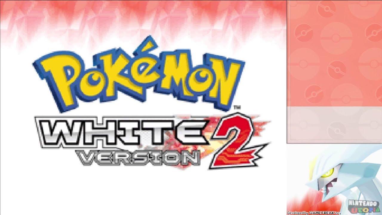 Pokemon White Version 2 for DS ᴴᴰ (2012) Full Playthrough