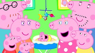Peppa Pig Official Channel | Peppa Pig and Baby Alexander