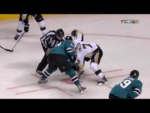 Pittsburgh Penguins vs San Jose Sharks. Game #3. PlayOffs NHL 2016