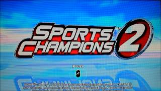 Sports Champions 2 Game play review