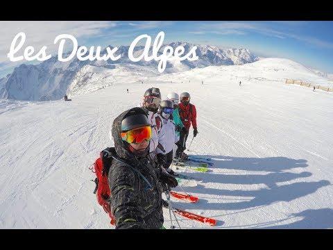 LES DEUX ALPES SKI || GOPRO || 2017