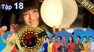 NHỮNG THÁM TỬ VUI NHỘN | Tập 18 FULL | Thánh ăn Nhật Bản | Thầy giáo thích vỏ trứng | 040517