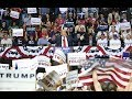 BREAKING August 2018 Trump Rally Tampa Florida Made Promises KEPT promises