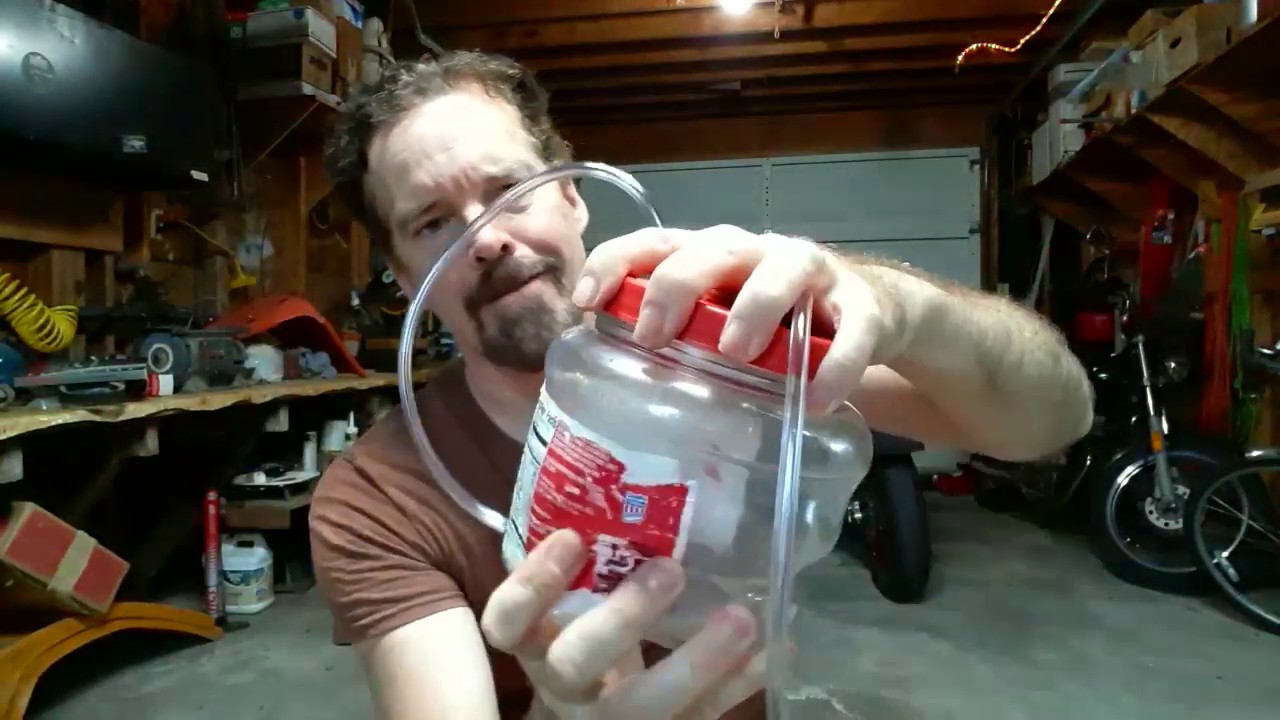 Homemade Brake Bleeder