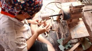 Xưởng và quy trình làm đồ chơi con giống lắp ghép - Aplaza.vn