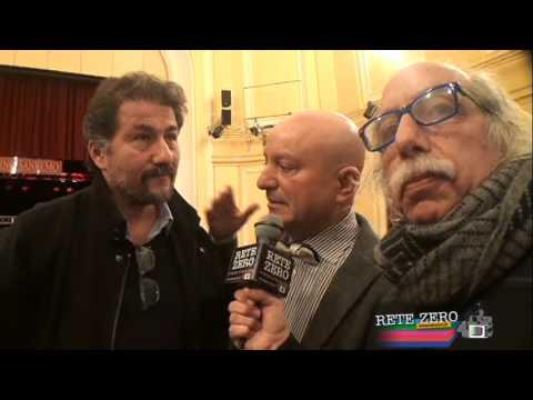 MAURIZIO FERRINI E AMEDEO GAGLIARDI A SANREMO PER IL SOCIALE