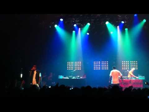 Method Man & Redman live @ Rote Fabrik Zürich - true mc's part1