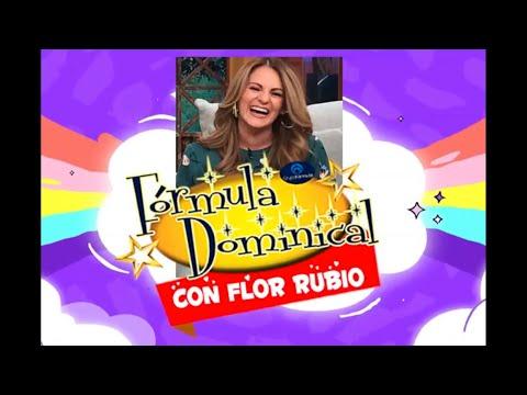 FÓRMULA  ESPECTACULAR CON FLOR RUBIO