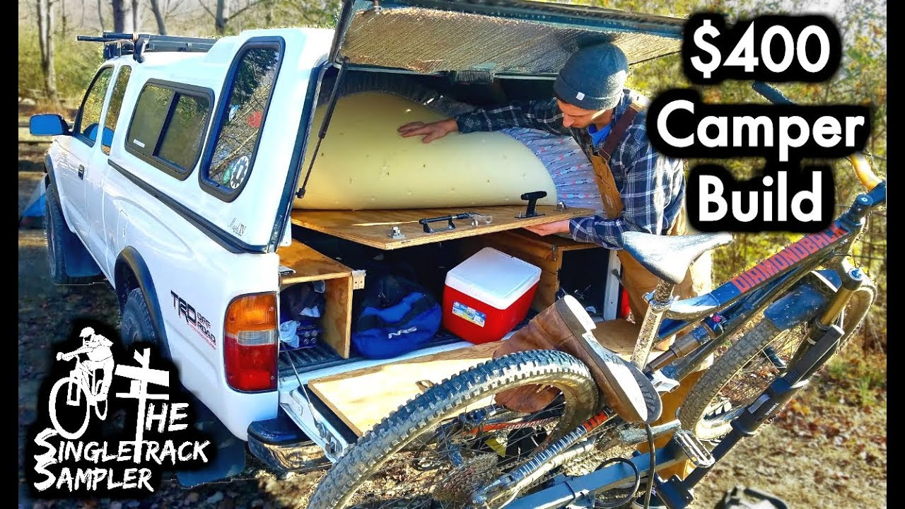 Modular Camper Truck Conversion Tour for the Weekend Warrior