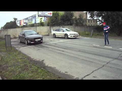 Mitsubishi Galant VR-4 (280 л.с) vs Mitsubishi Galant (1)