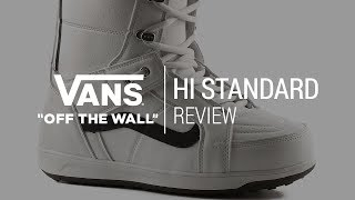 2018 Vans Hi Standard Snowboard Boots at Tactics: https://www.tacti...