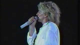ROD STEWART - LIVE IN CHILE 1989 - YOUNG TURKS