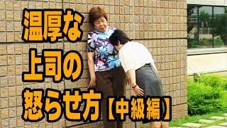 温厚な上司の怒らせ方 【中級編】 thumbnail