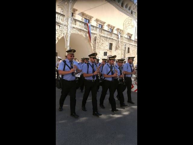 Storico Concerto Bandistico Città di Ailano - marcia caratteristica Guglionesi