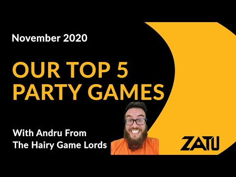 Top 5 Party Games