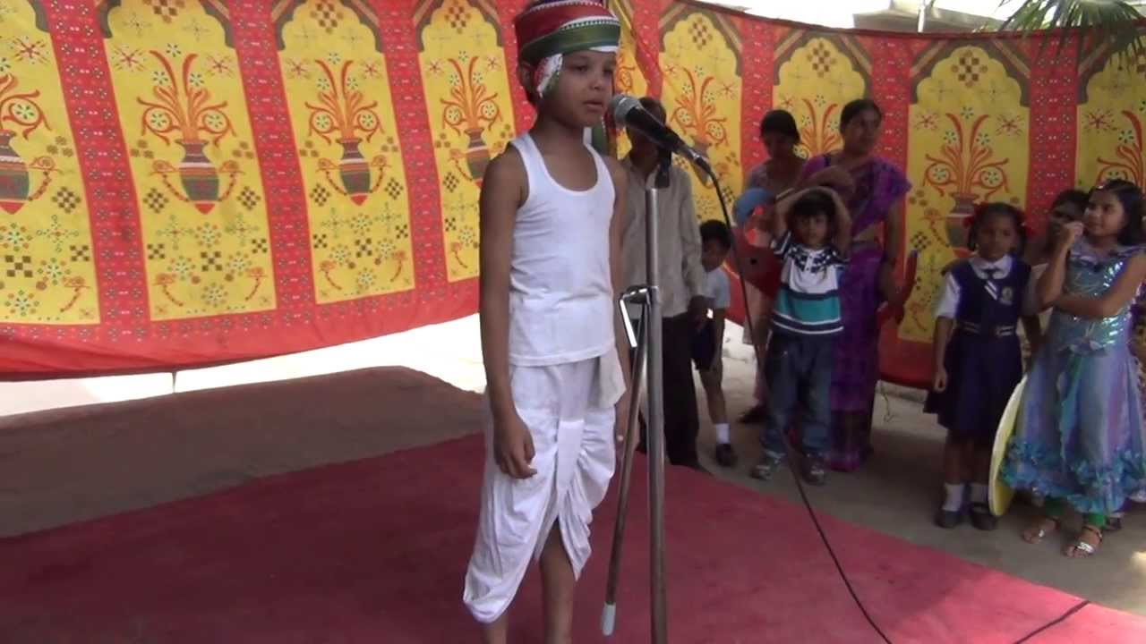 sc 1 st  YouTube & FANCY DRESS COMPETITION 2013 CLASS 2 STUDENT AS A FARMER - YouTube