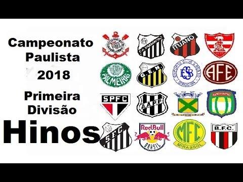 fd3f182c60 Hino Oficial do Campeonato Paulista - Hinos de Futebol (letra) - Cifra Club