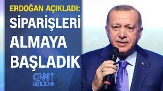 Cumhurbaşkanı Erdoğan'dan yerli otomobil sipariş açıklaması