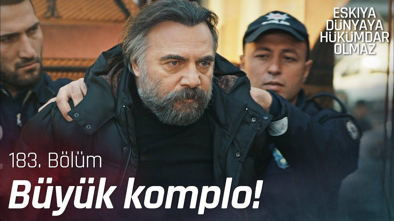 Download Hızır, uyuşturucudan tutuklanıyor! - Eşkıya Dünyaya Hükümdar Olmaz 183. Bölüm