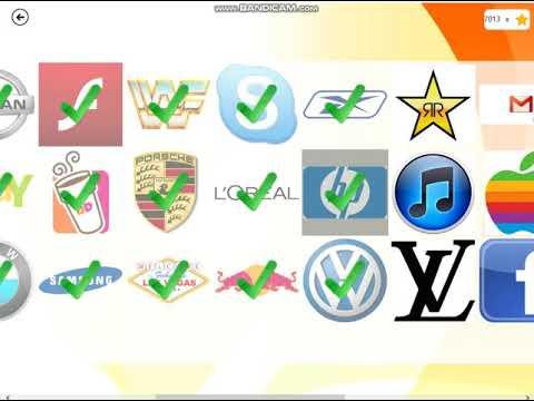 Logo quiz game level1.