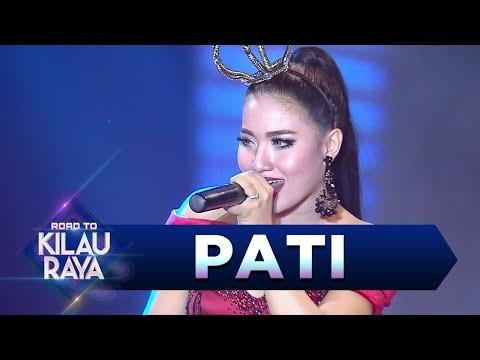 Ressa Lawang Sewu Feat Kiki Asiska [Kimcil Kepolen] Bergoyang - Road To Kilau Raya (20/4)