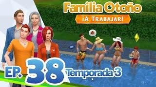 Familia Otoño ¡A Trabajar! | Parte 38 - LA VISITA EPIDÉMICA