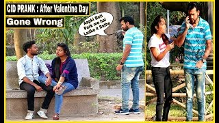 CID PRANK - Apki Beti Ek Ladke k Sathe Hai - Pranks In India| By TCI