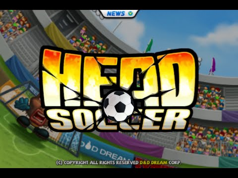 ON VEUT ME PENDRE  HEAD SOCCER Jeux Android