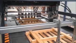 Form Makina Palet Çakma Makinası Double Palet İşleme Makinası