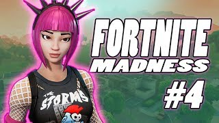 Fortnite BR Madness - Best Moments - New PowerChord skin, Crazy midair SNIPE #4