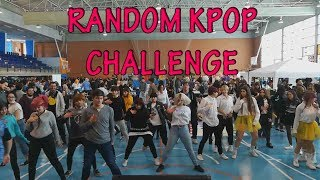Random KPop Challenge - ÉcijaGO (Blackpink, BTS, EXO, TWICE, NCT...)