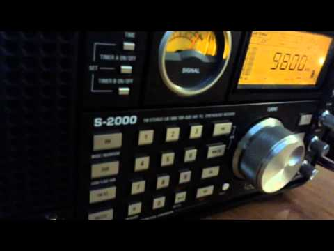 Radio Cairo 22 UTC on 9800 Khz 12 October 2015