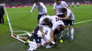 Liverpool's Steven Gerrard secures World Cup qualification vs Poland 2-0