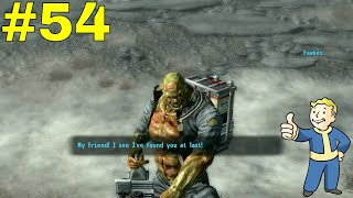 Let's Play Fallout 3 - Part 54 // Reunion with Fawkes