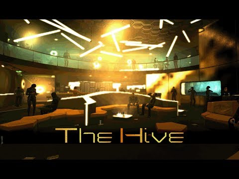 Deus Ex: Human Revolution - The Hive (1 Hour of Music)