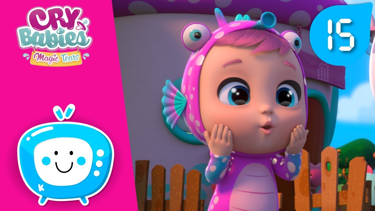 🌺 NEW FRIENDS 🌺 Full Episodes 🌈 CRY BABIES 💧 MAGIC TEARS 💕 Videos for CHILDREN