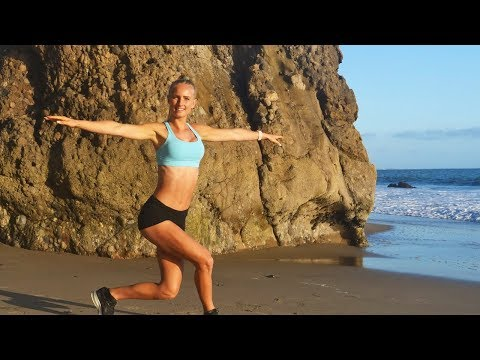 40 Minute Bodyweight Workout - Full Body Workout At Home