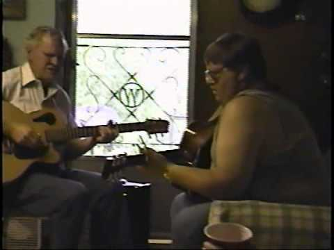 Doc Watson plays and sings Freight Train
