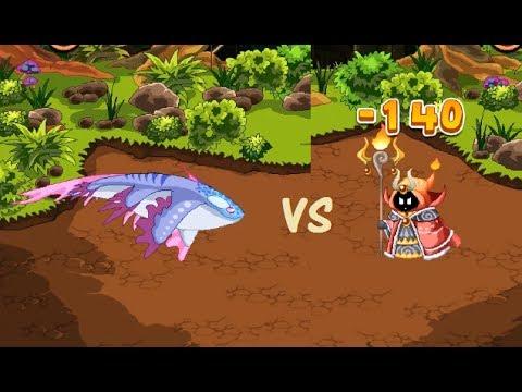 Prodigy Math Game - Fathom vs Flame Creator