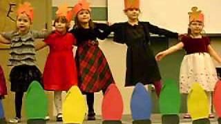 Zoe's Gingerbread Girl Song