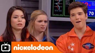 iCarly   Space Travel   Nickelodeon UK