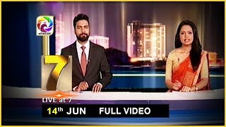 Live at 7 News – 2019.06.14 Thumbnail