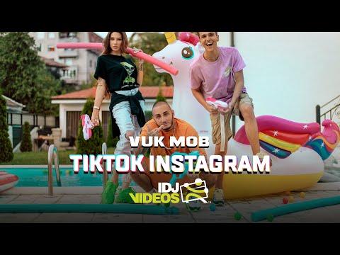 Смотреть клип Vuk Mob - Tiktok Instagram
