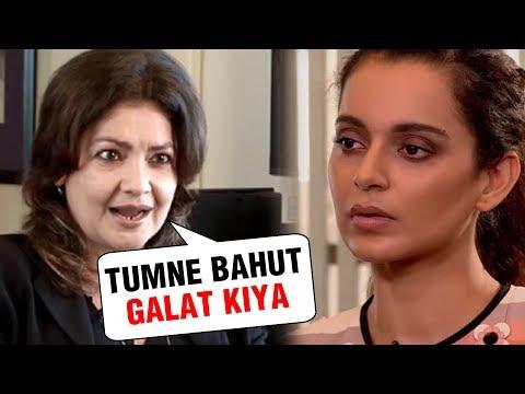 Pooja Bhatt SLAMS Kangana Ranaut For Directing Manikarnika - The Queen Of Jhansi